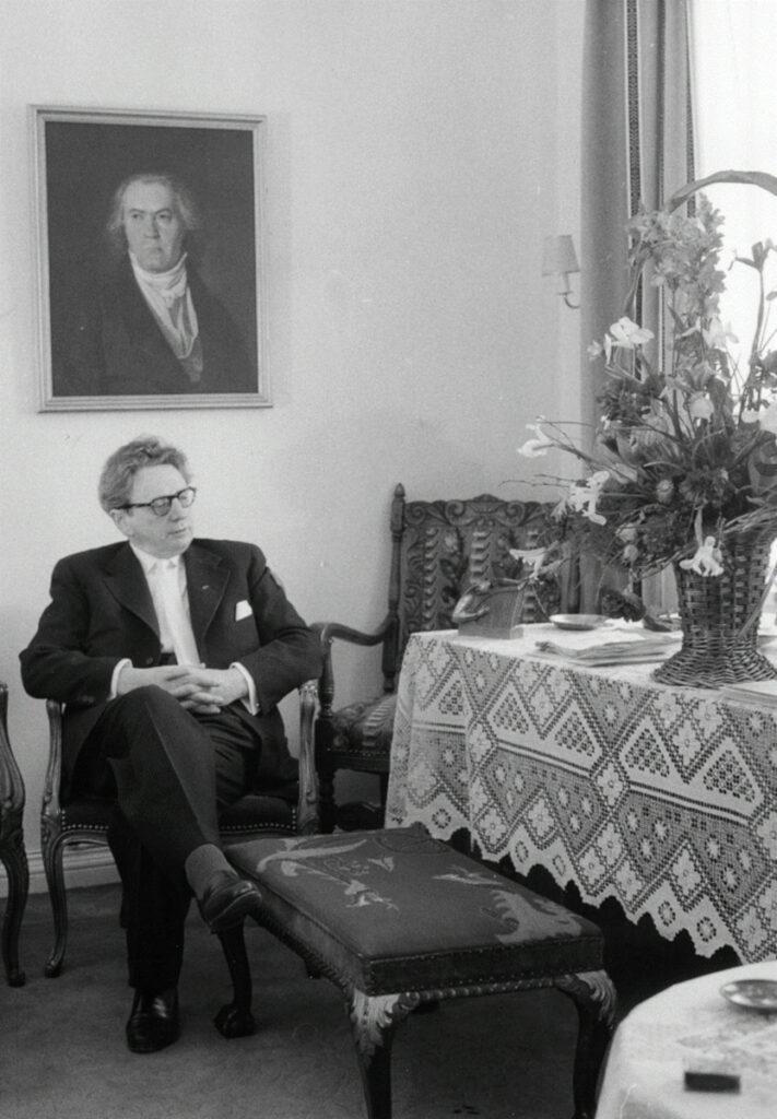 Jón Leifs og Beethoven