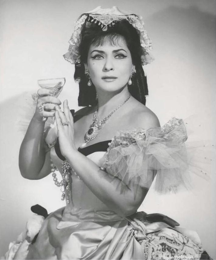 Virginia Zeani sem Violetta
