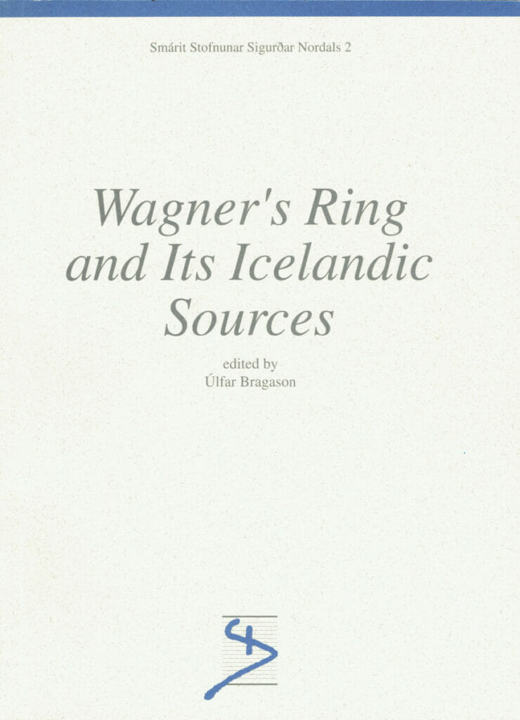 Wagner's Ring and its Icelandic Sources