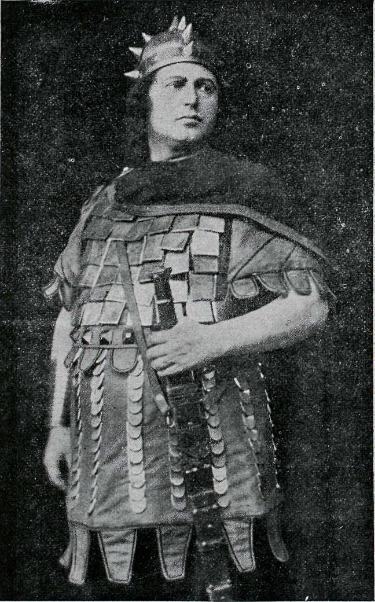 Pétur Á Jónsson sem Tristan