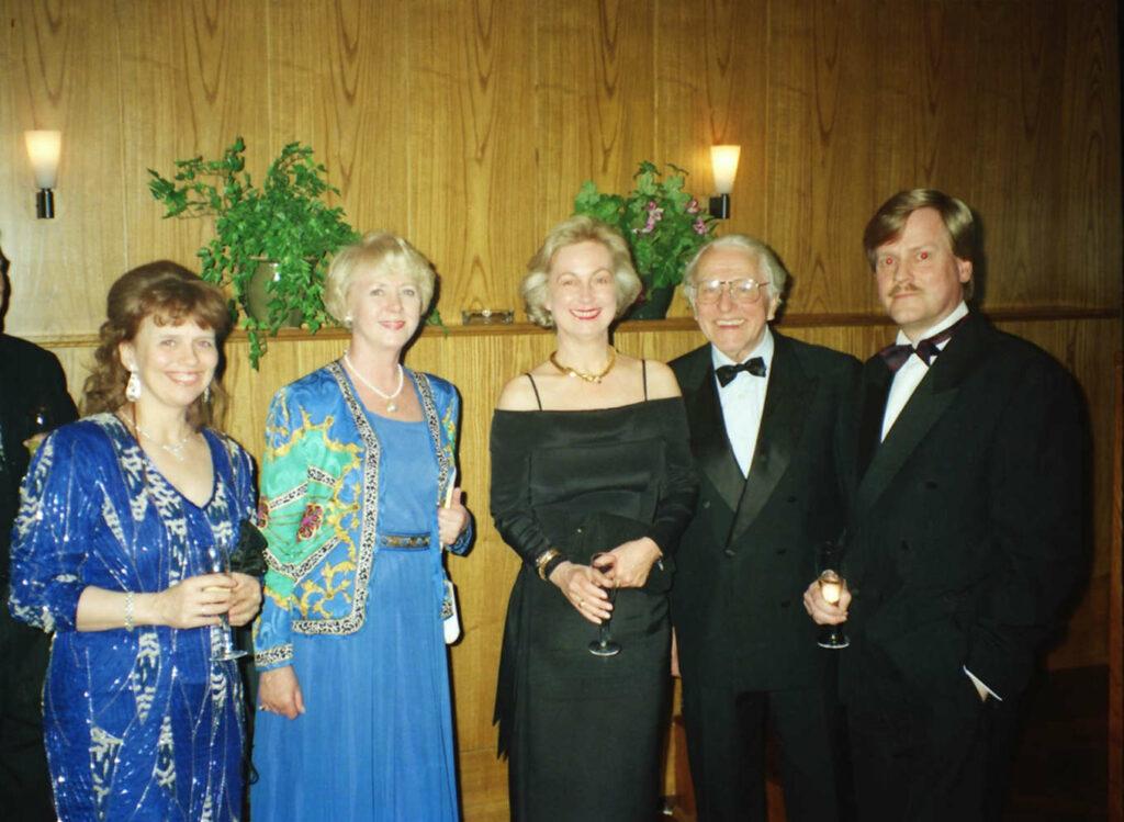 Reykjavikur-Hringurinn 1994 - Wagner hjónin og fleiri.
