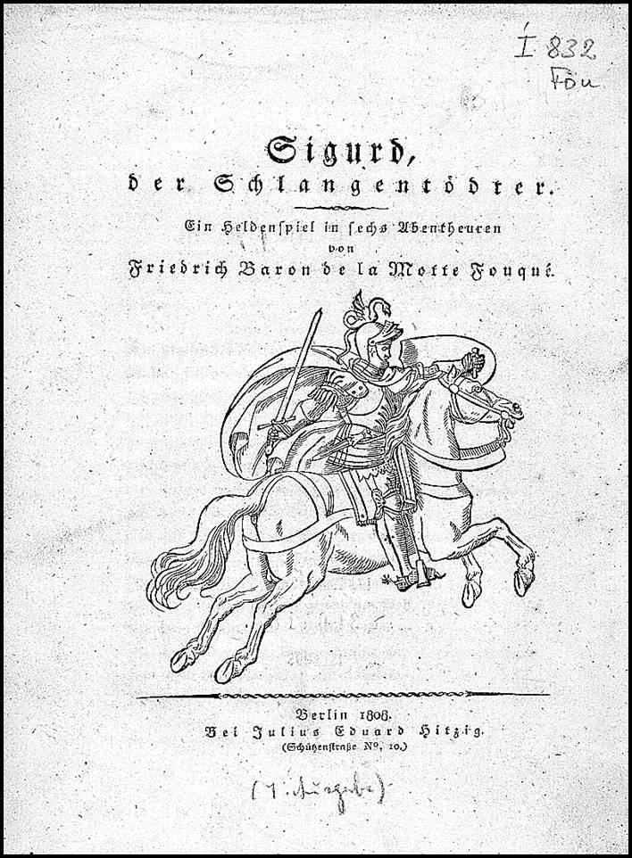 Sigurd der Schlangentödter