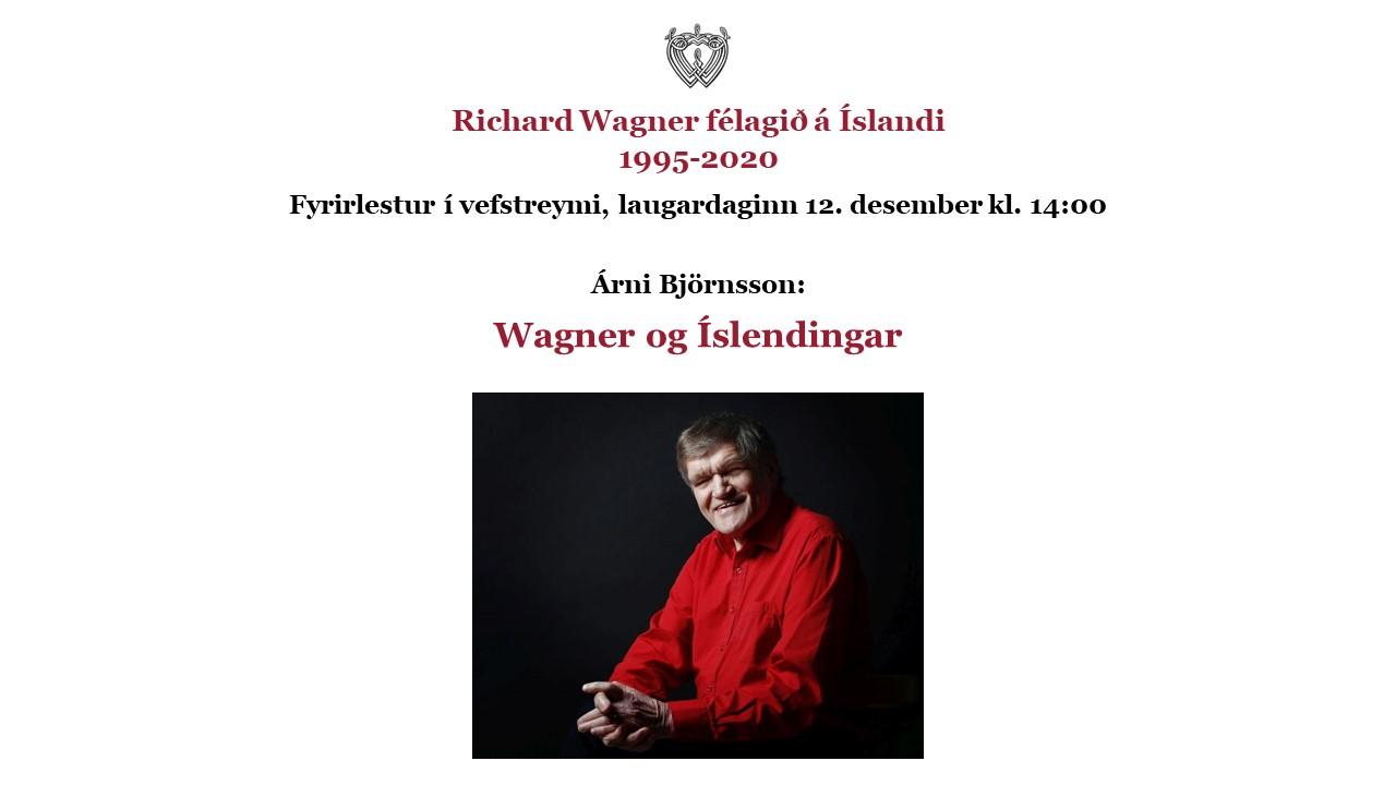 Wagner og Íslendingar
