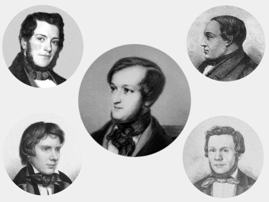 Richard Wagner og samtímamenn